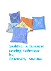Publications: Sashiko: a Japanese sewing technique